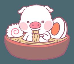 moo dang + sticker #12742201