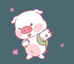 moo dang + sticker #12742204
