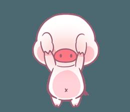 moo dang + sticker #12742205
