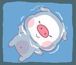 moo dang + sticker #12742214