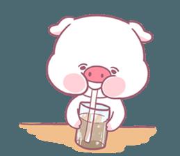 moo dang + sticker #12742229