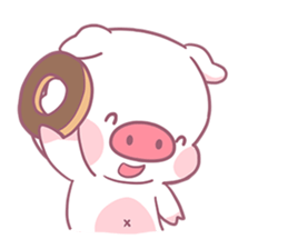 moo dang + sticker #12742233
