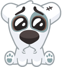 Spotty the Dog sticker #12743303