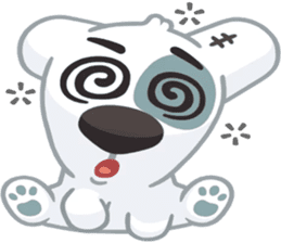 Spotty the Dog sticker #12743319