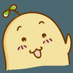 Lazy Potato Man