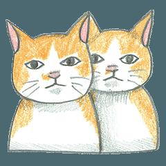 Higuchi Yuko's Boris the cat -part 2-