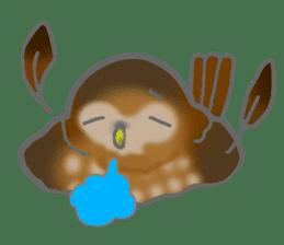 Healing of the OWL sticker #12762176