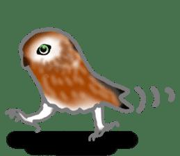 Healing of the OWL sticker #12762181