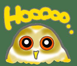 Healing of the OWL sticker #12762183