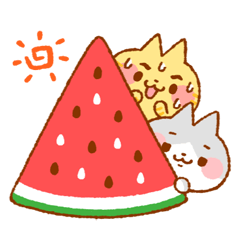 Summer of Meramera and Hiehie (Eng)