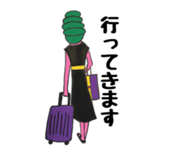 Pink of Rei SHI 2 sticker #12768113