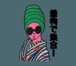 Pink of Rei SHI 2 sticker #12768145