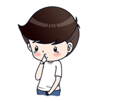 Boobib Boy Animated Stickers sticker #12769122