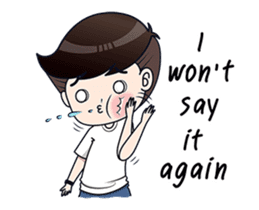Boobib Boy Animated Stickers sticker #12769128