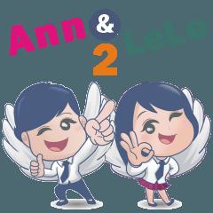 Ann & LeLe No.2
