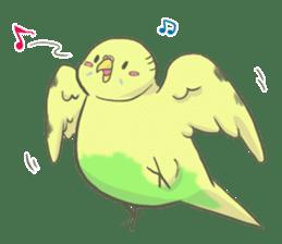 BirdParty sticker #12774866