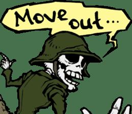 skeleton_soldier_3 sticker #12775079