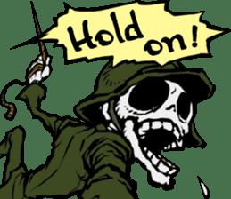 skeleton_soldier_3 sticker #12775080