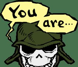 skeleton_soldier_3 sticker #12775094