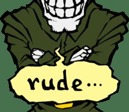 skeleton_soldier_3 sticker #12775099