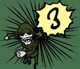 skeleton_soldier_3 sticker #12775102