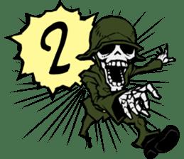 skeleton_soldier_3 sticker #12775103