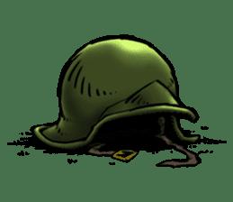 skeleton_soldier_3 sticker #12775109