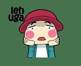 Anak Dodol sticker #12775677