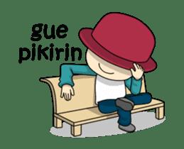 Anak Dodol sticker #12775685