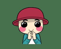 Anak Dodol sticker #12775690