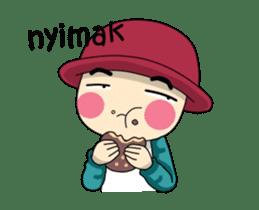 Anak Dodol sticker #12775692