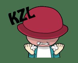 Anak Dodol sticker #12775693