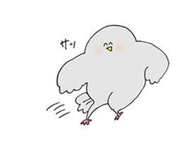 Pigeon of timebell part2 sticker #12775970