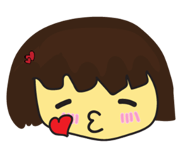 Nu cha cha Emotion sticker #12783455