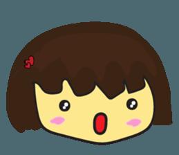 Nu cha cha Emotion sticker #12783458