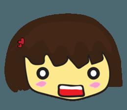 Nu cha cha Emotion sticker #12783460