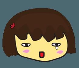 Nu cha cha Emotion sticker #12783462