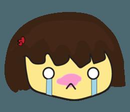 Nu cha cha Emotion sticker #12783464