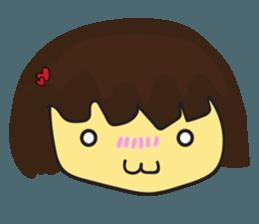 Nu cha cha Emotion sticker #12783468