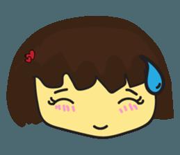 Nu cha cha Emotion sticker #12783470