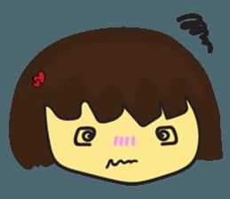 Nu cha cha Emotion sticker #12783472