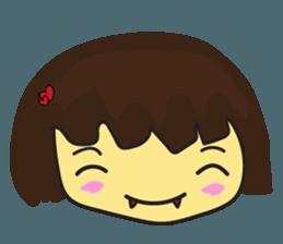Nu cha cha Emotion sticker #12783474