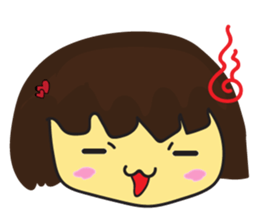 Nu cha cha Emotion sticker #12783475