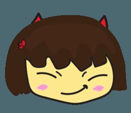 Nu cha cha Emotion sticker #12783476