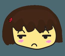 Nu cha cha Emotion sticker #12783478