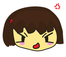 Nu cha cha Emotion sticker #12783479