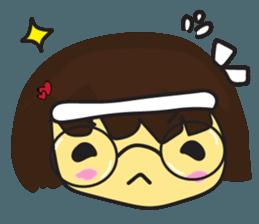 Nu cha cha Emotion sticker #12783483