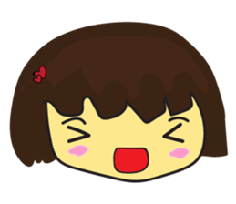 Nu cha cha Emotion sticker #12783488