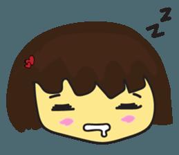 Nu cha cha Emotion sticker #12783493