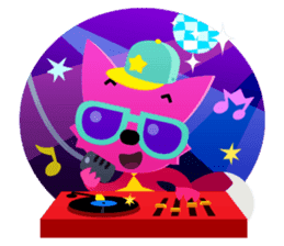 PINKFONG sticker #12792090